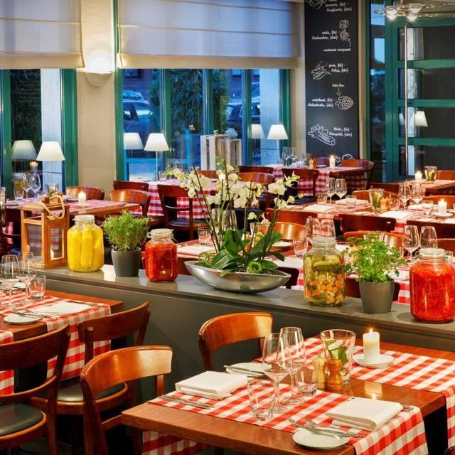 Brasserie La Vie, Düsseldorf, NW