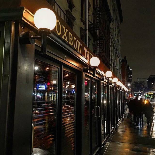Oxbow Tavern, New York, NY