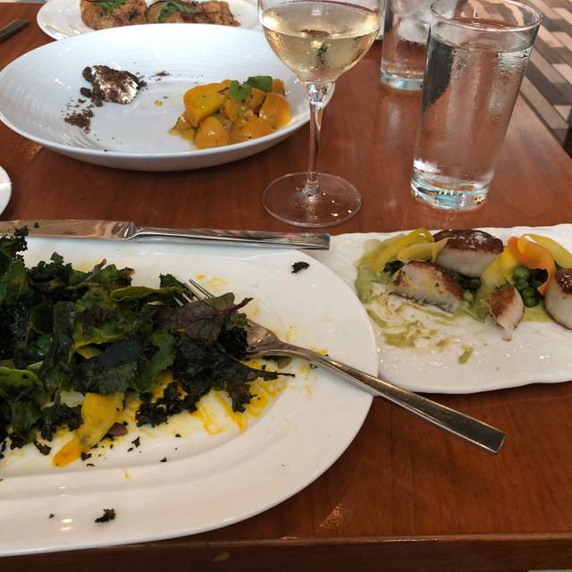 Fish by jose andres mgm national harbor restaurante for Fish by jose andres menu