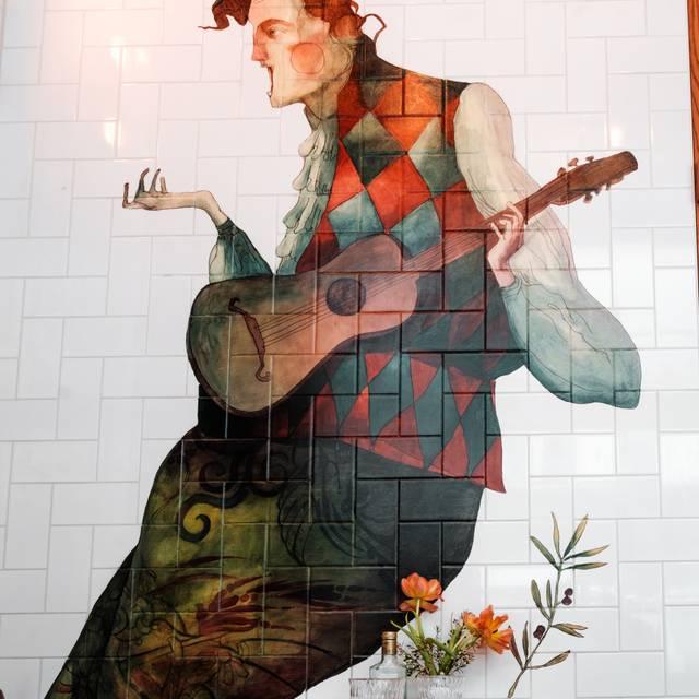 Ristorante Frescobaldi London, London