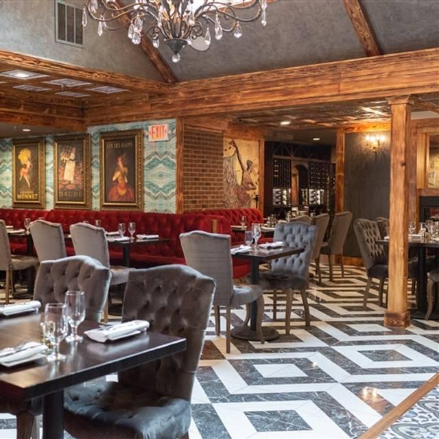 Rustica Lounge Bar & Restaurant, Cliffside Park, NJ