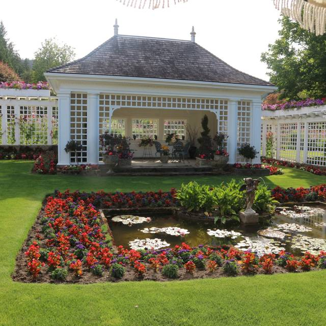 Farm To Table Restaurants With Gardens Gallery: The Butchart Gardens