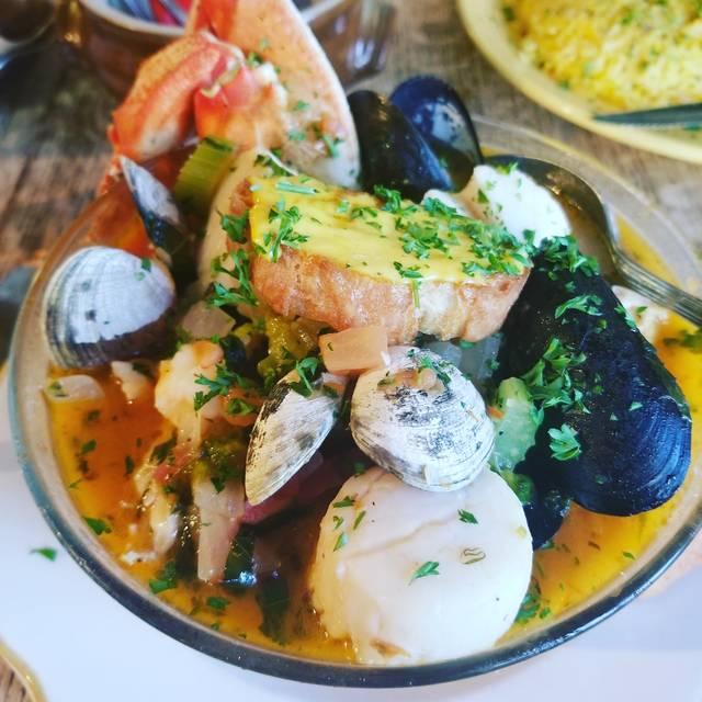 La Note Restaurant Provencal, Berkeley, CA