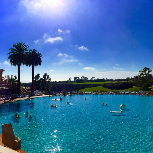 Coliseum Pool & Grill - The Resort at Pelican Hill, Newport Coast, CA