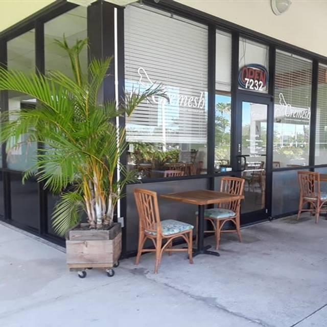 Cremesh European Restaurant, Bradenton, FL