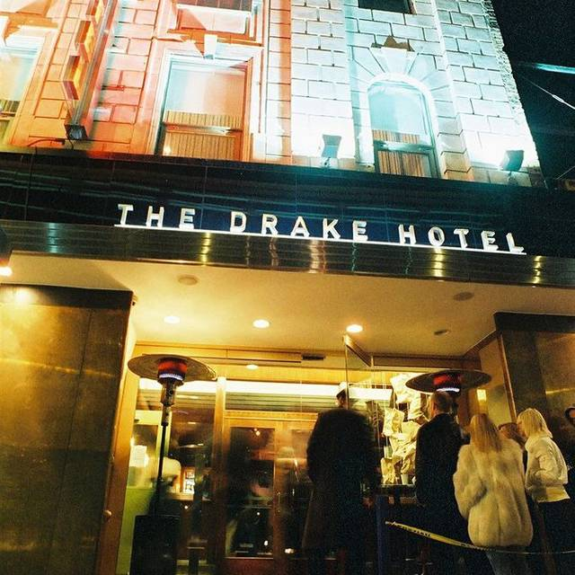 Drake Hotel Restaurant - Toronto, ON | OpenTable