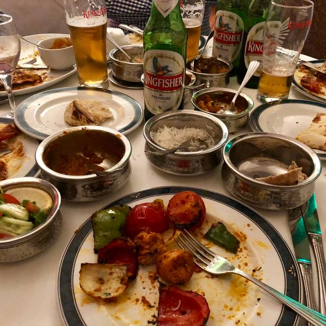 The Delhi Brasserie - Soho, London