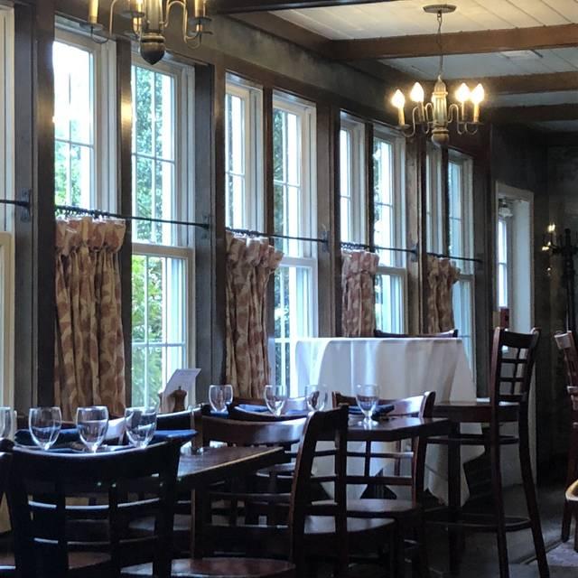 Mount Vernon Inn Restaurant Mount Vernon Va Opentable