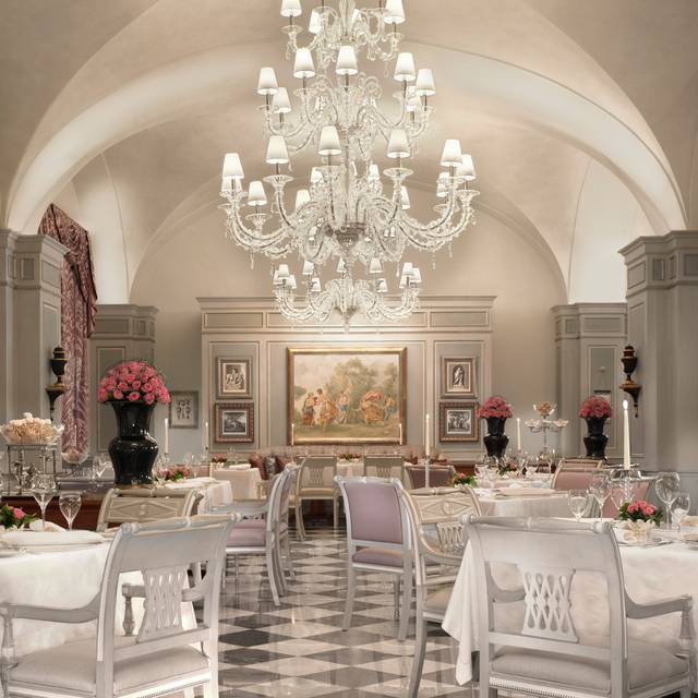Il Palagio Restaurant - Four Seasons - Hotel Firenze -Il Palagio - Italy