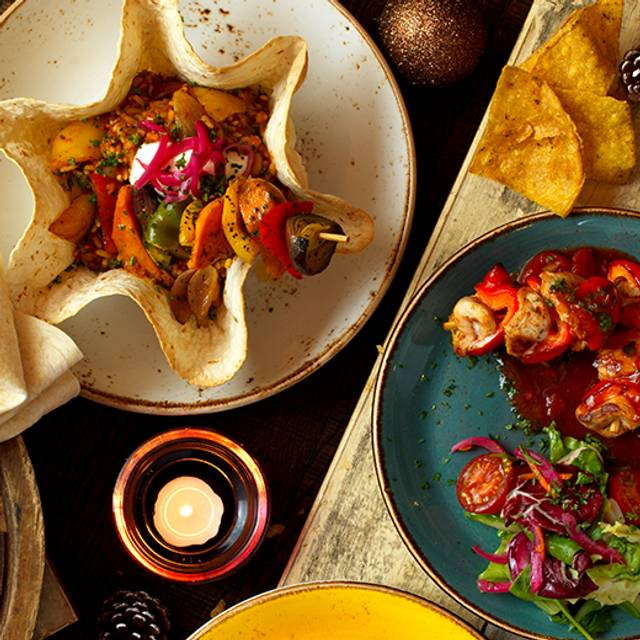 Chiquito - Salford Quays, Salford, Bedfordshire