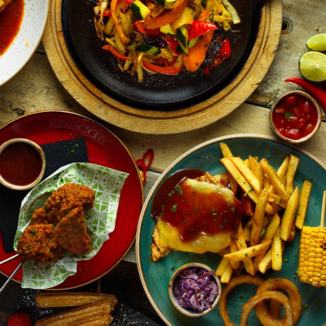 Chiquito - Walsall Waterfront, Walsall, West Midlands