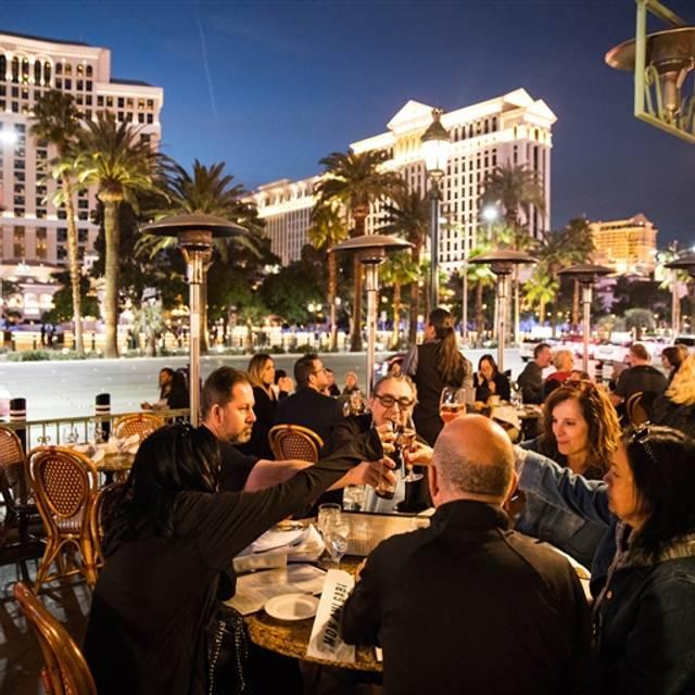 Mon Ami Gabi - Las Vegas - Main Dining Room, Las Vegas, NV