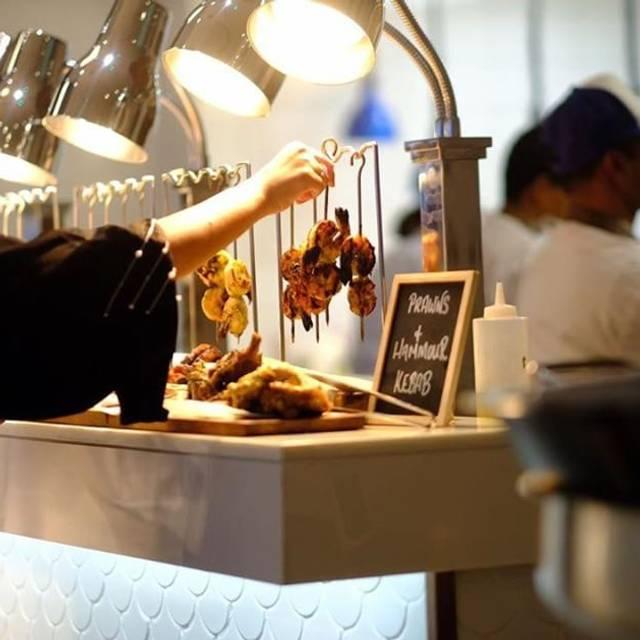 The Fish House - InterContinental Festival City, Dubai, Dubai