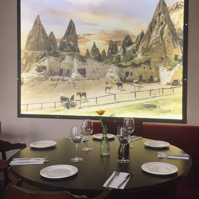 Cappadocia Restaurant, Birmingham, West Midlands
