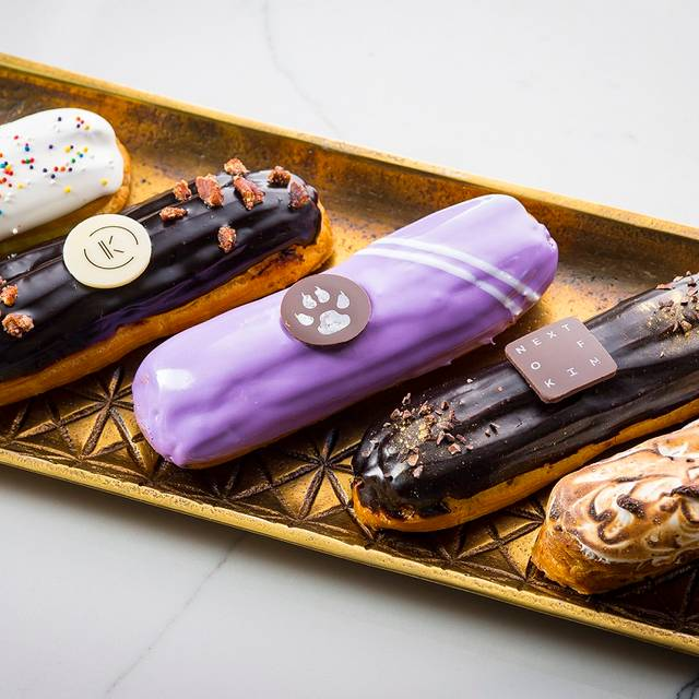 Eclairs - Next of Kin Restaurant, Evanston, IL