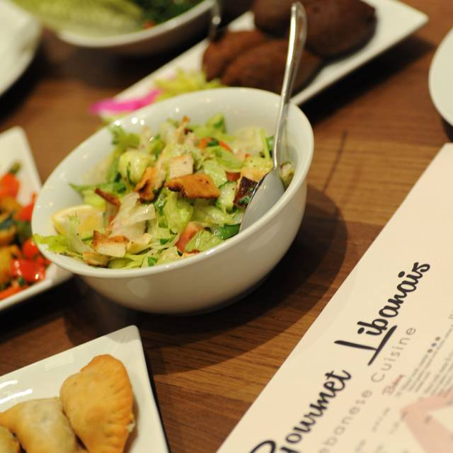 O Gourmet Libanais, London