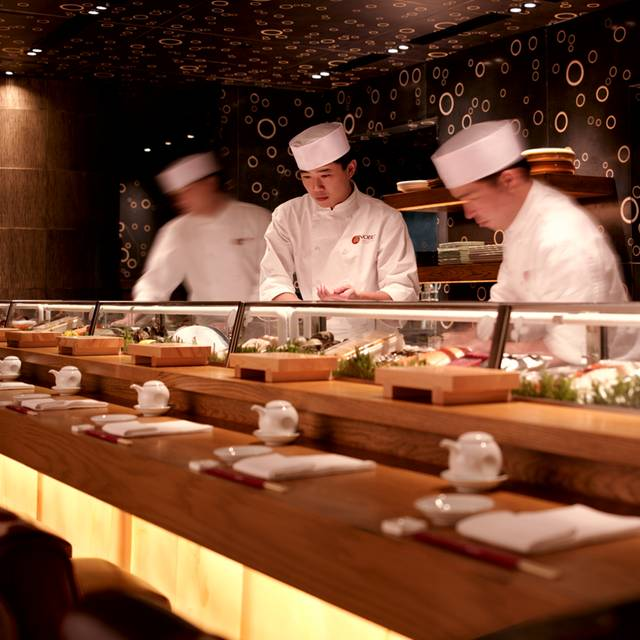 NOBU - InterContinental Hong Kong, Tsim Sha Tsui, Hong Kong
