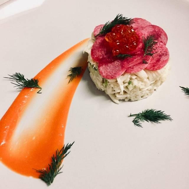 Crab Salad - The Tin Fox, Madison, WI
