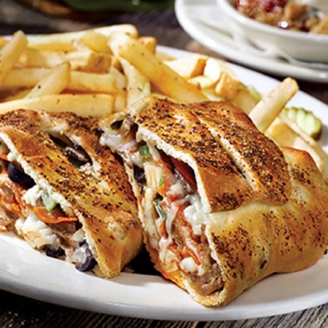 Chicago  Stromboli - Old Chicago Pizza & Taproom - Cedar Hill, Cedar Hill, TX