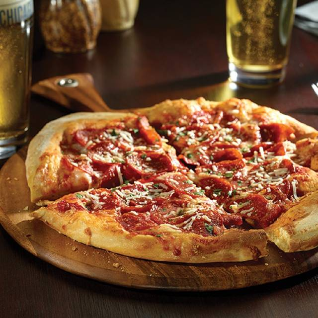 Double Deckeroni - Old Chicago Pizza & Taproom - Springhurst, Louisville, KY