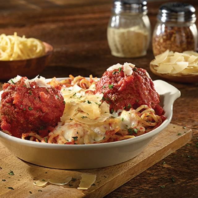 Baked Spaghetti - Old Chicago Pizza & Taproom - Columbia, Columbia, SC