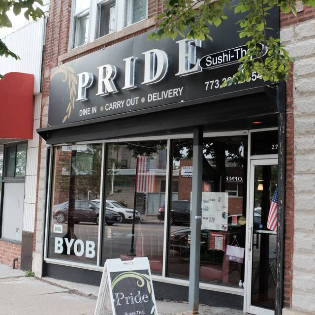 Pride Sushi and Thai, Chicago, IL