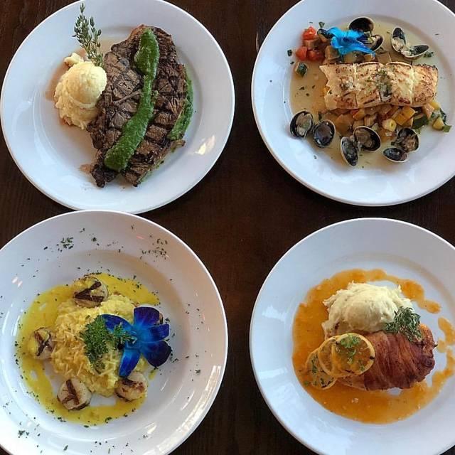 4 plates - Sofrito NYC, New York, NY