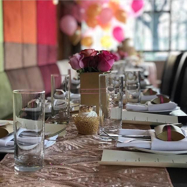 Table Setting - Sofrito NYC, New York, NY