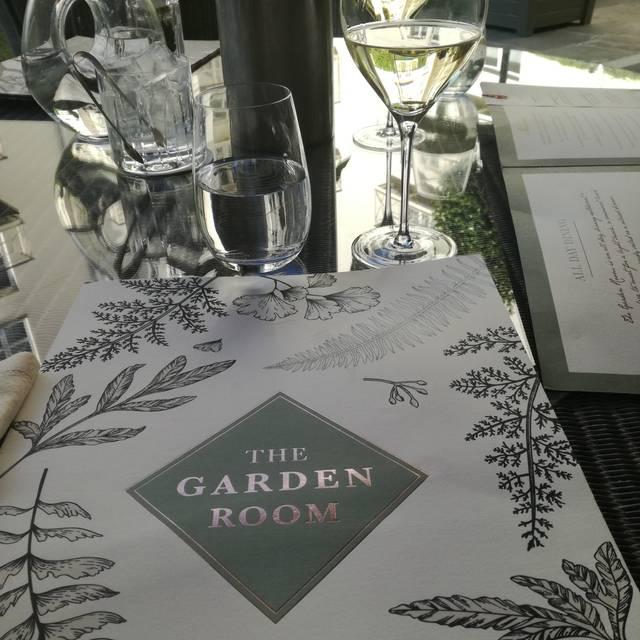 The Garden Room at The Merrion Hotel, Dublin, Co. Dublin