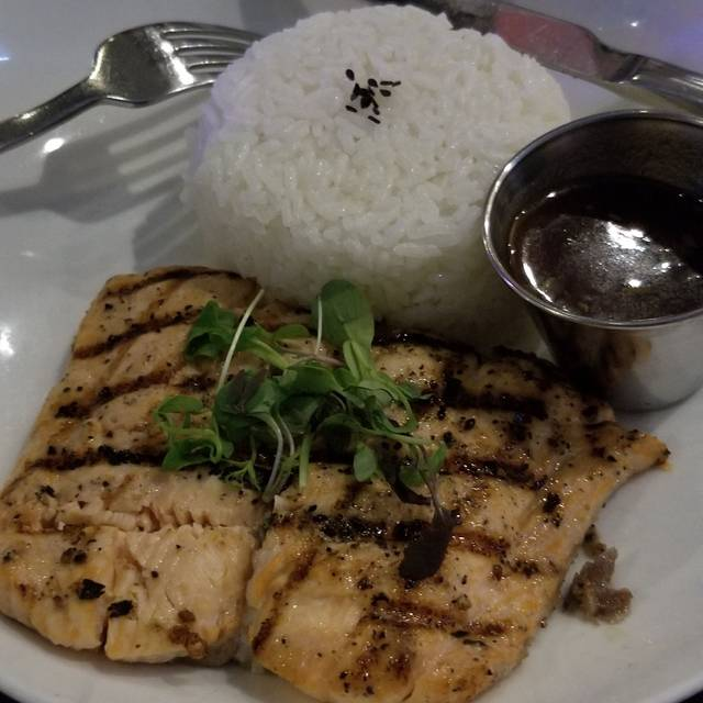 Fish Restaurant + Bar, Stamford, CT