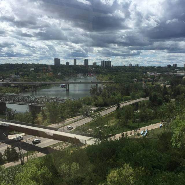 Riverside Bistro - Courtyard by Marriott Edmonton - Edmonton, AB