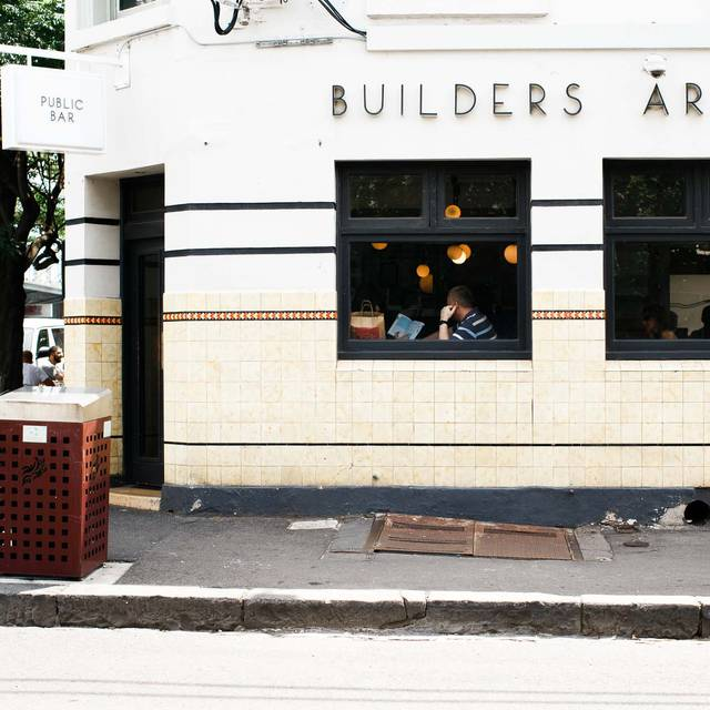 Builders Arms - Builders Arms Hotel Bistro, Fitzroy, AU-VIC