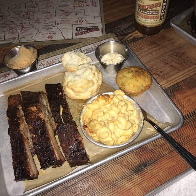 Virgil's Real BBQ - New York City, New York, NY