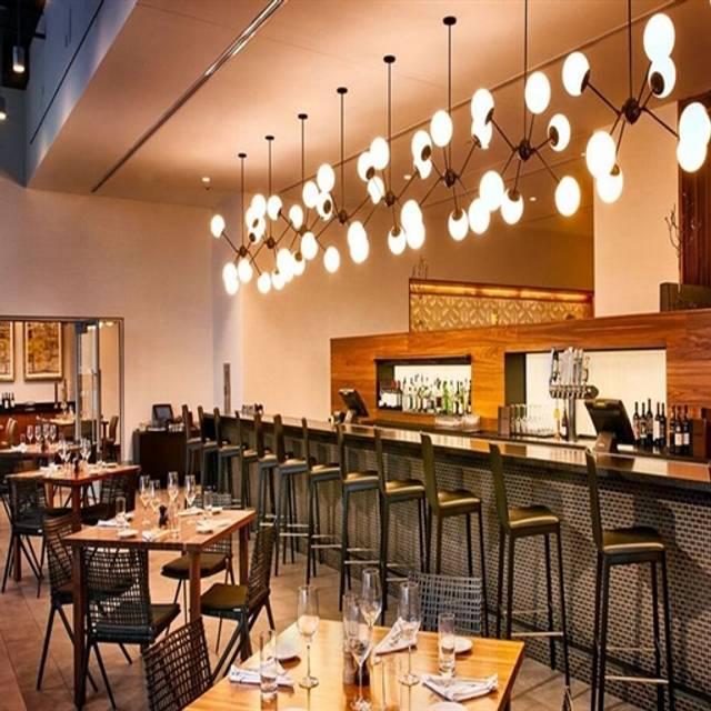 The Burnham Restaurant, Cleveland, OH