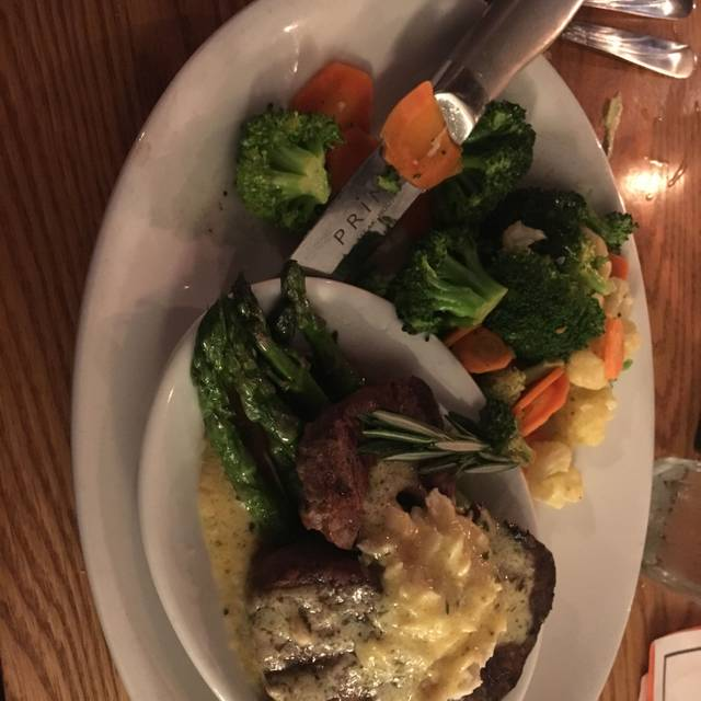 Prime Steak House, Bethlehem, PA