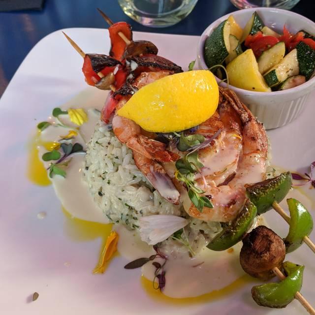 Amberjax Fish Market Grill at Trinity Groves, Dallas, TX