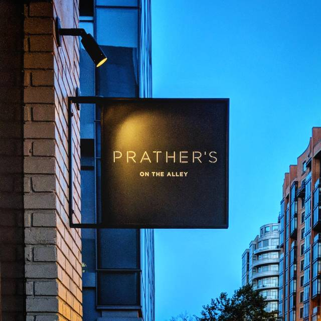 Prather's on the Alley, Washington, DC