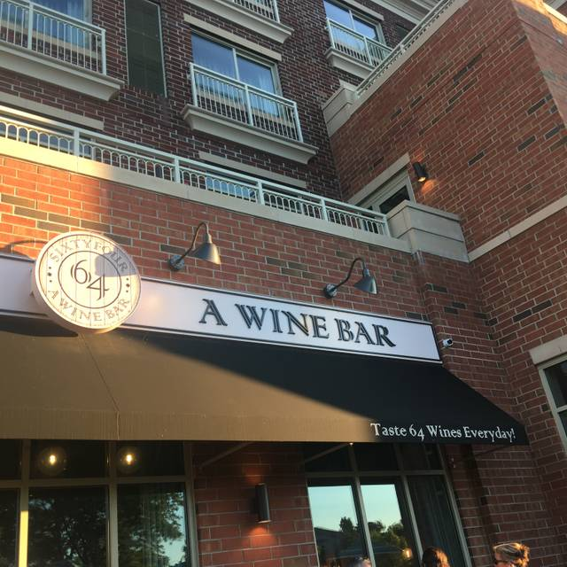 SixtyFour - A Wine Bar, Naperville, IL