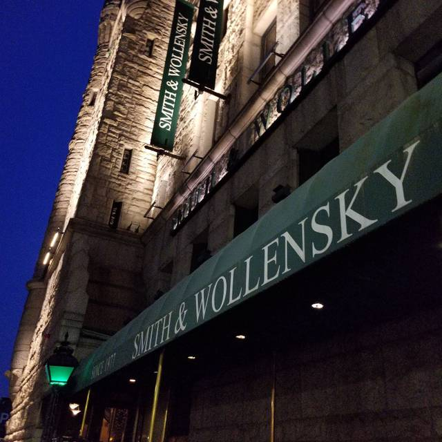 Smith & Wollensky Boston – Back Bay, Boston, MA