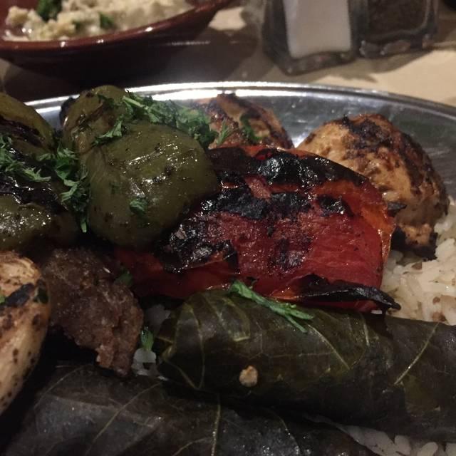 Byblos Restaurant - Boston, Norwood, MA