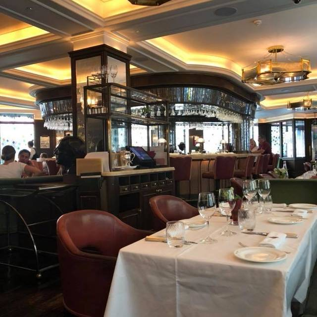 The Ivy Dining Counter, London