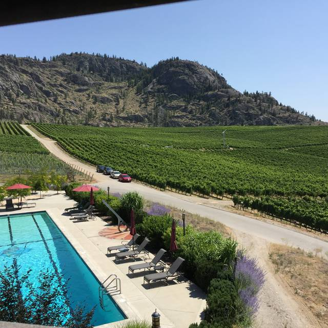 Sonora Room Restaurant - Burrowing Owl Estate Winery, Oliver, BC