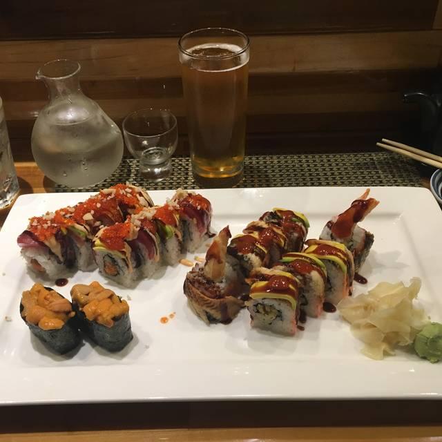 Sushi Shiono - Kailua Kona, Kailua-Kona, HI