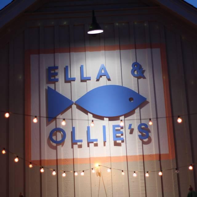 Ella & Ollie's, Edisto Island, SC