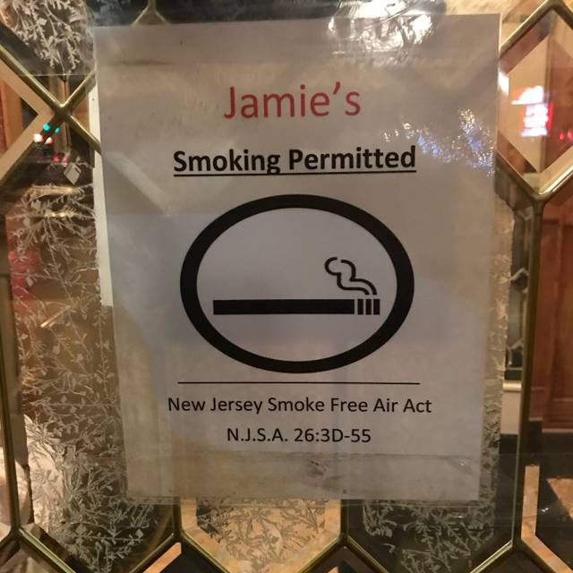 Jamie's Restaurant and Cigar Bar, Clifton, NJ