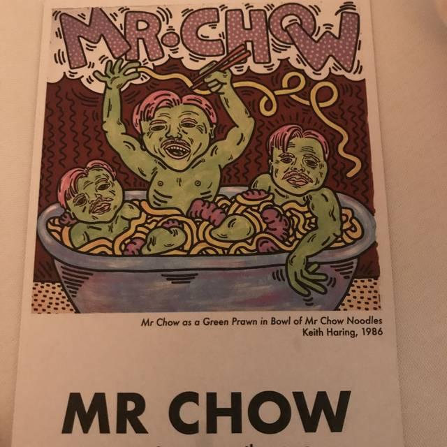 MR CHOW - 57th, New York, NY