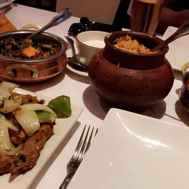 Cardamom Indian Cuisine, Los Angeles, CA