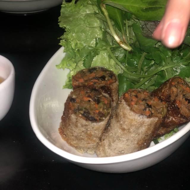 Mot Hai Ba Vietnamese Cuisine, Dallas, TX