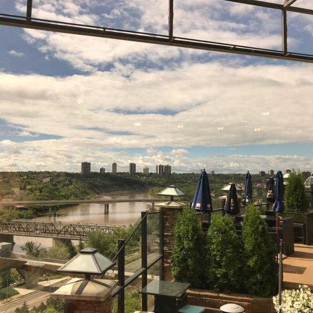 Riverside Bistro - Courtyard by Marriott Edmonton, Edmonton, AB
