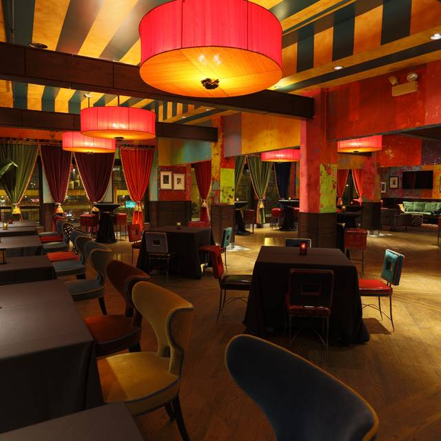 Samba Dining Room - Carnivale, Chicago, IL